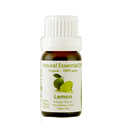 Essential Oils Eco. Lemon France